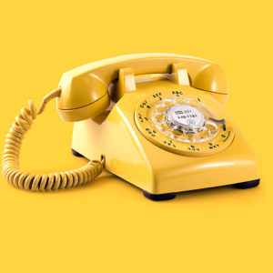 Telefon - Photo by Mike Meyers on Unsplash